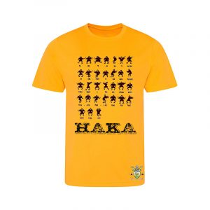 Kids T Shirt HaKa design