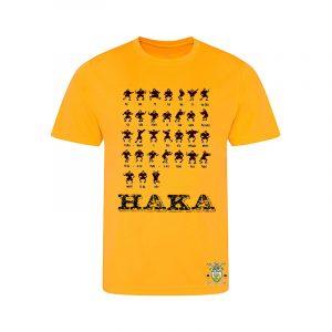 Kids T Shirt HaKa design